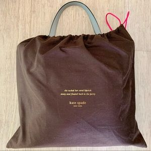 BRAND NEW Kate Spade Cobble Hill Tayler Grey Tote